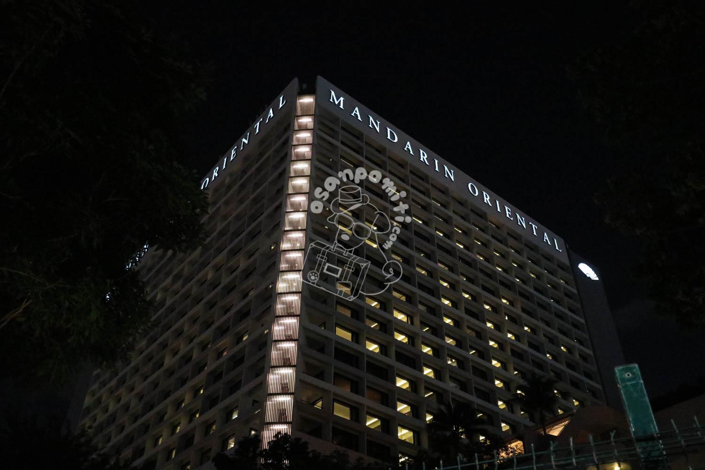 マンダリンオリエンタルシンガポール/マリーナベイ