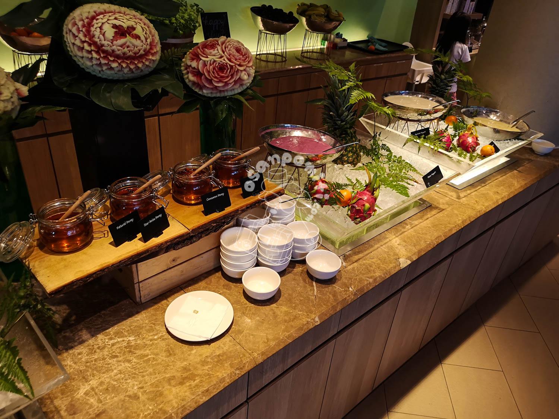 朝食/シャングリラ ラサ セントーサ リゾート