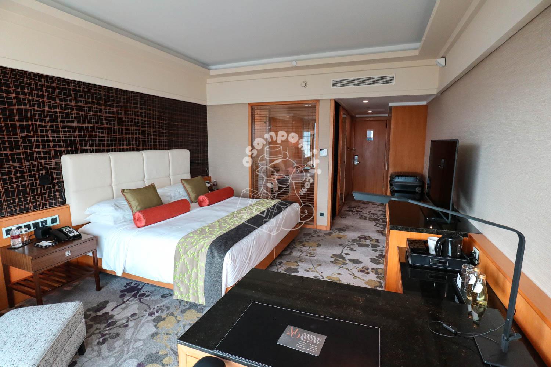 お部屋/マンダリンオリエンタルシンガポール