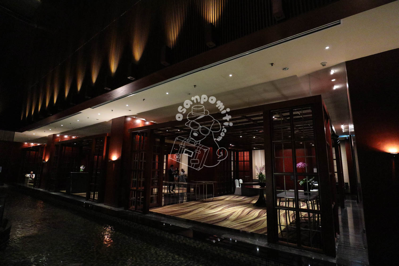 ロビー/マンダリンオリエンタルシンガポール