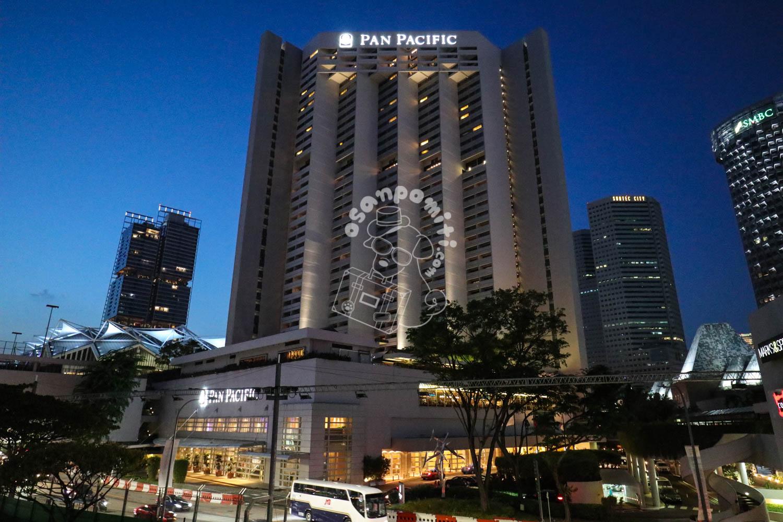 パン パシフィック シンガポール/マリーナベイ