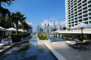 プール/マンダリンオリエンタルシンガポール