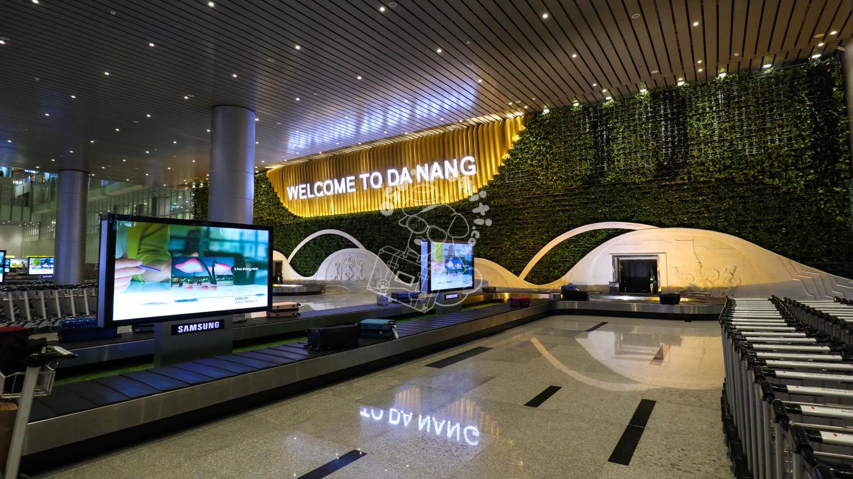 ダナン国際空港/ベトナム