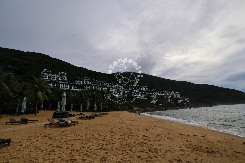 ビーチ/インターコンチネンタル ダナン サンペニンシュラ リゾート