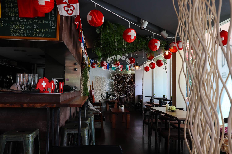 MILLS CAFE BISTRO/台北