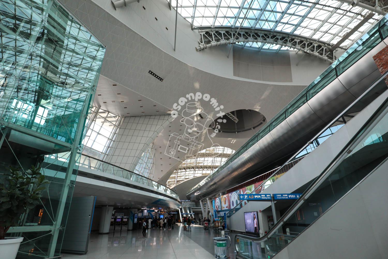 仁川国際空港/仁川広域市