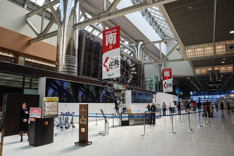 第二ターミナル/成田空港