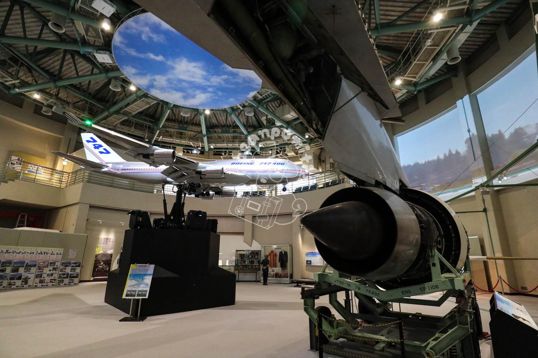 航空科学博物館/成田空港