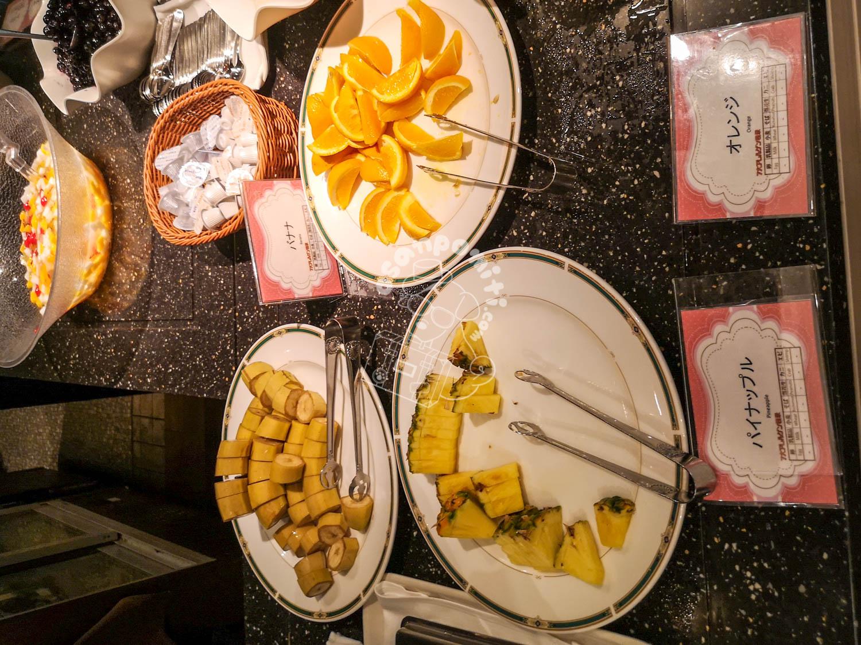 朝食/ホテルエピナール那須