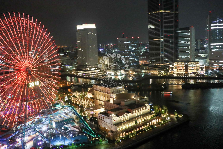眺望/横浜ベイホテル東急