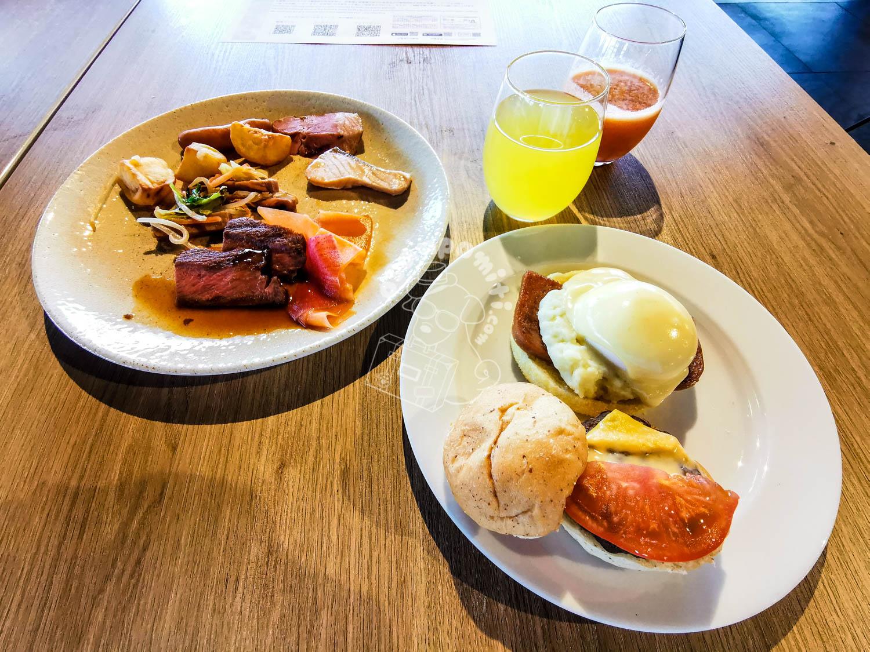 朝食/オキナワ マリオット リゾート&スパ