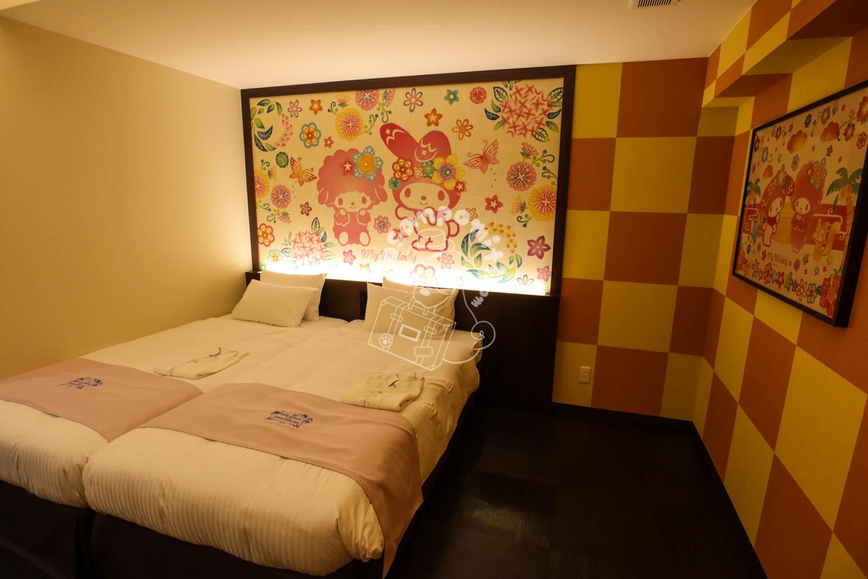 お部屋/ホテル沖縄 with サンリオキャラクターズ