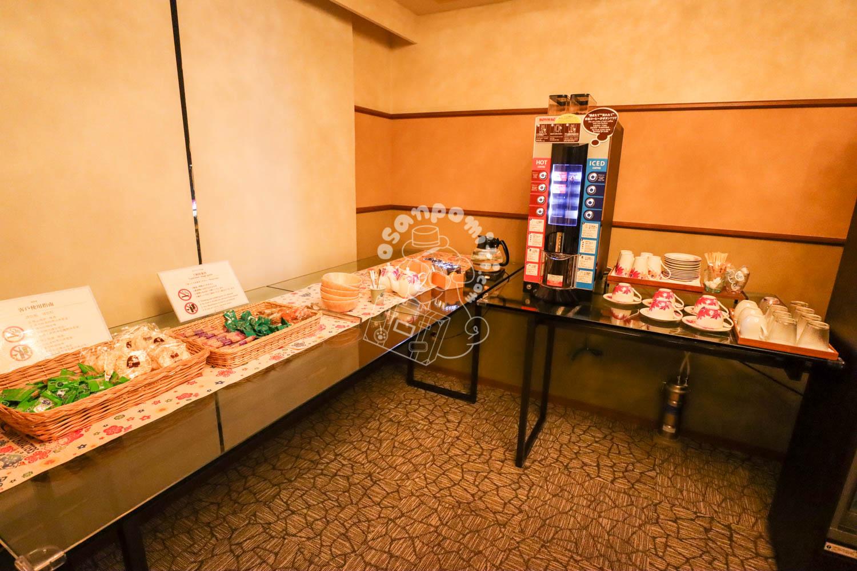 ラウンジ/ホテル沖縄 with サンリオキャラクターズ