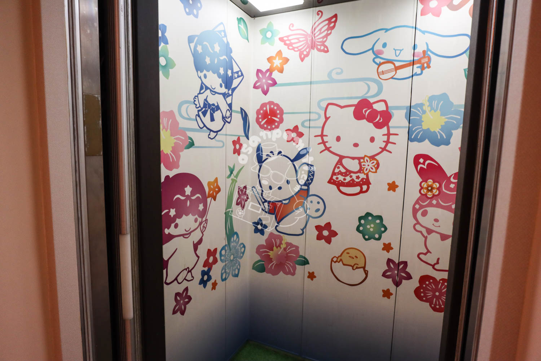 その他施設/ホテル沖縄 with サンリオキャラクターズ