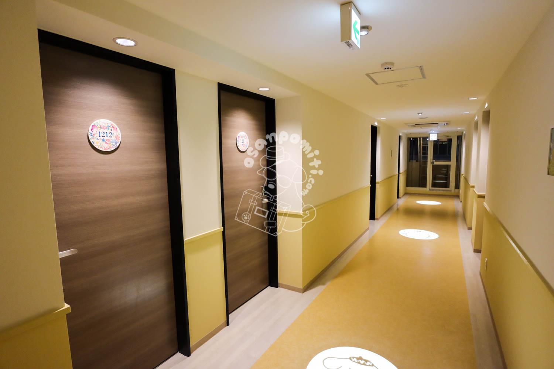 家族風呂/ホテル沖縄 with サンリオキャラクターズ