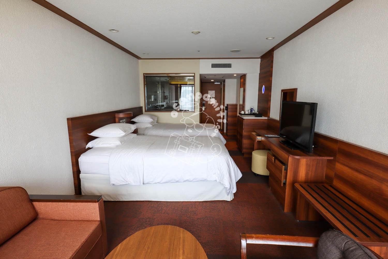 お部屋/シェラトン沖縄サンマリーナリゾート