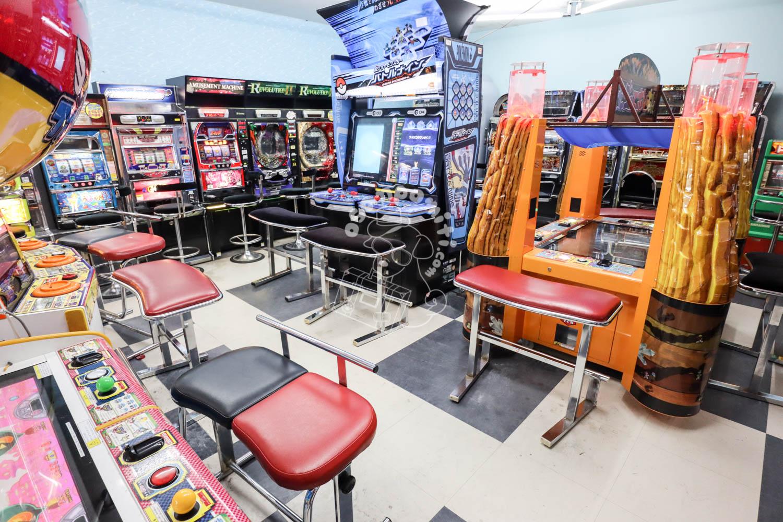 ゲームセンター/リザンシーパークホテル谷茶ベイ