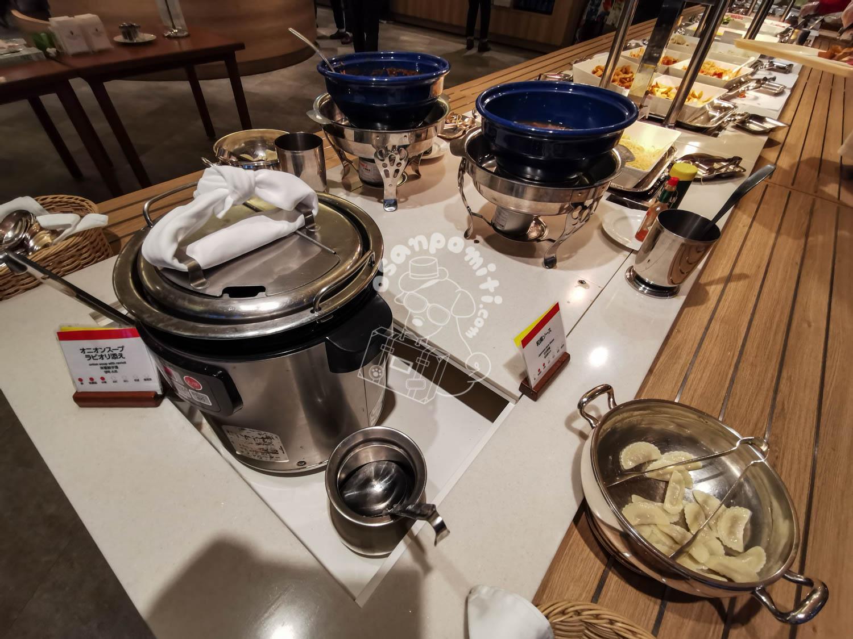 朝食/リザンシーパークホテル谷茶ベイ