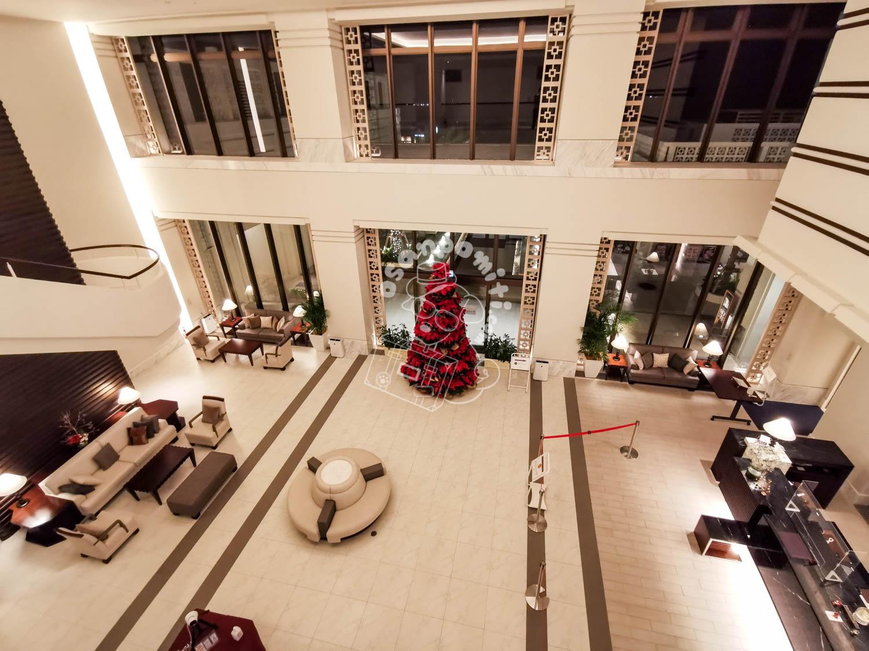 ロビー/アラマハイナ コンドホテル