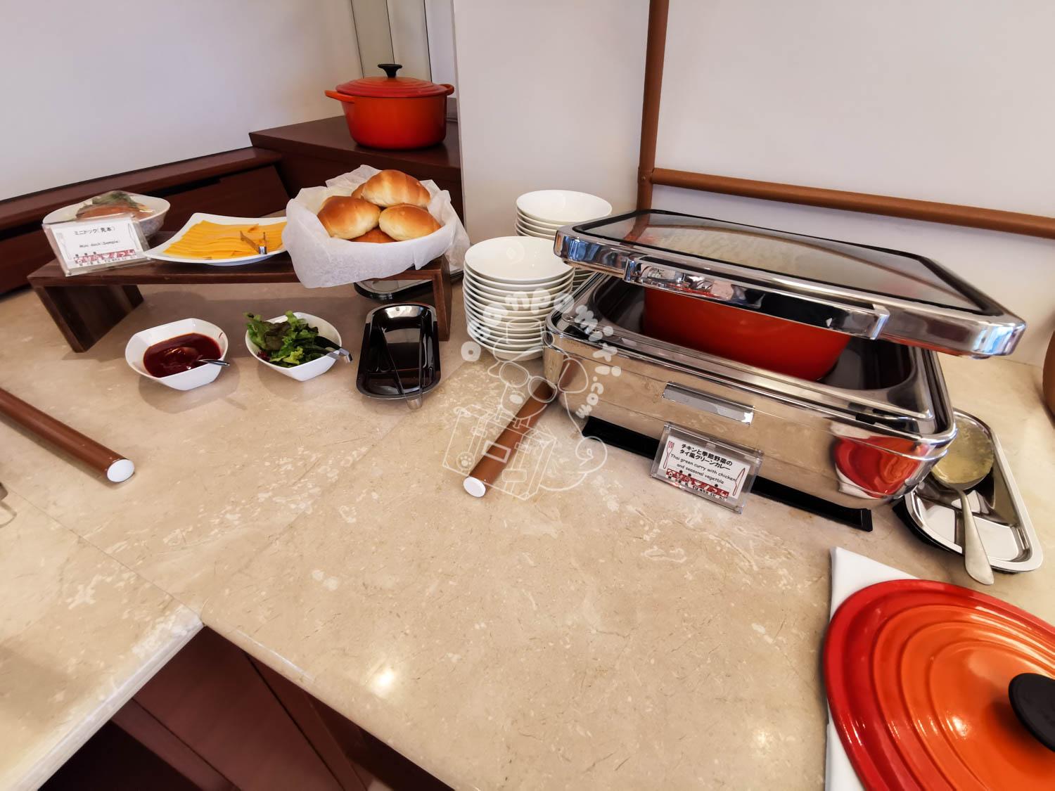 朝食/アラマハイナ コンドホテル