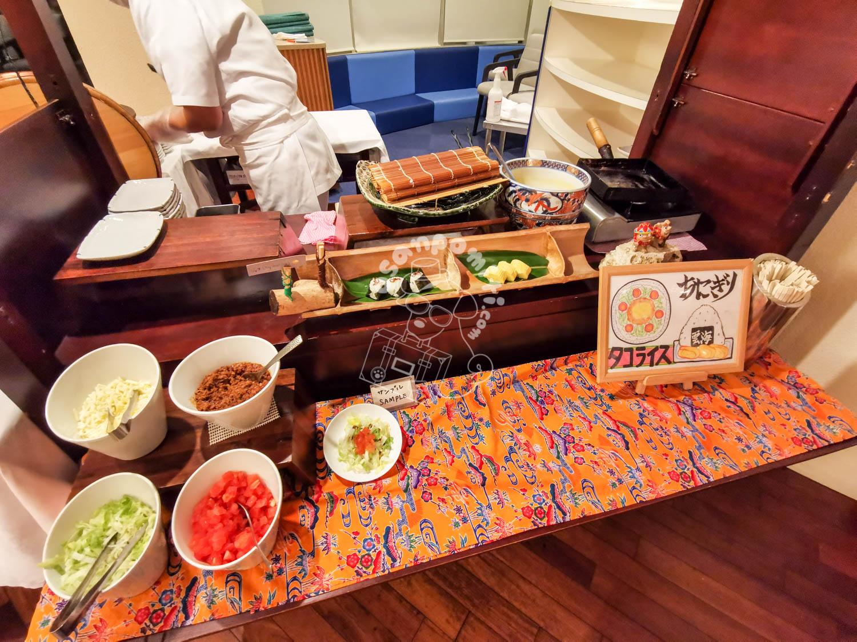朝食/ANAインターコンチネンタル万座ビーチリゾート