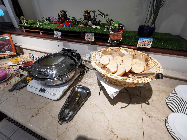 朝食/ メルキュールホテル沖縄那覇