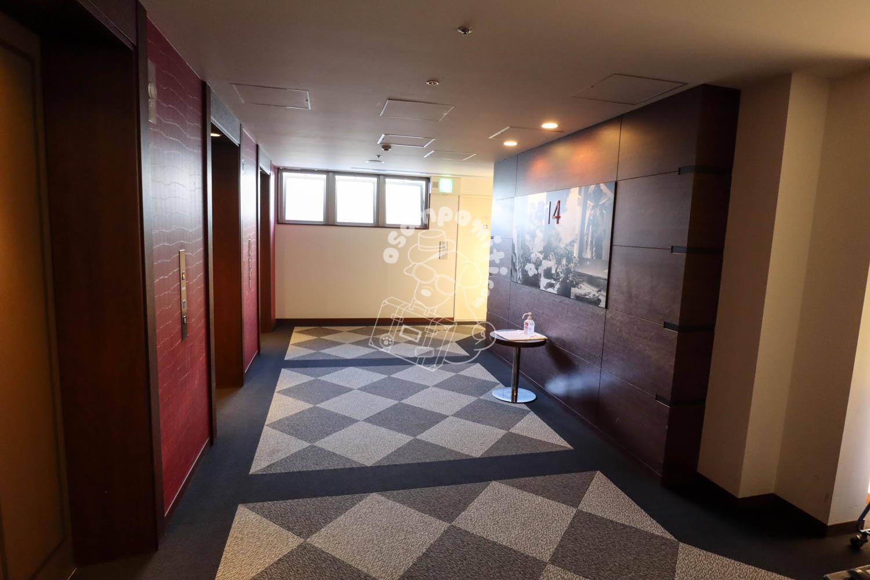 廊下/ メルキュールホテル沖縄那覇